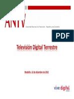 1. Television Digital Terrestre-Ernesto Orozco