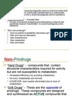 Pro Drugs