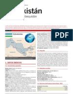 Uzbekistan Ficha Pais