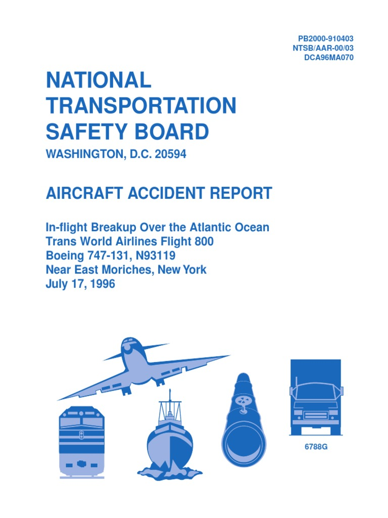 Aar0003 Aircraft Accident Reportpdf National Transportation Egrated Circuit Type 747 Accommodates Two Operational Amplifiers Safety Board Aerospace Engineering
