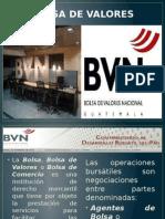 BOLSA DE VALORES Y CASAS DE BOLSA