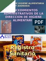 REGISTRO SANITARIO EN PERU