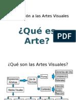 Introducción a Las Artes Visuales