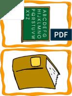 School Objects 1
