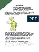 Uga La Tortuga (cuento con Hipervinculos)
