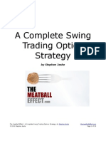 Swing Trading Options