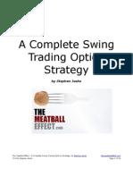 Swing Trading Options
