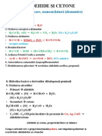 curs 3 - aldehide si cetone  compusi carboxilici  derivati functionali ai compusilor carboxilici