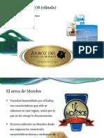 Arroz Morelos