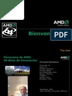 Diferencias entre AMD y competidores