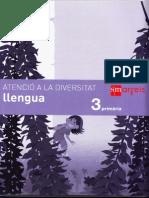 Atencio Diversitat Llengua 3er
