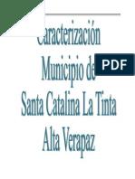 Biografia de La Tinta Alta Verapaz