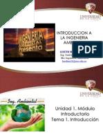 S2. La Ingenieria Ambiental 2015-1