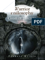 Warrior Philosophy in Game of Thrones (v5.0)- Francis Briers