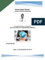 NTIC en El Planeamiento Didactico (2)