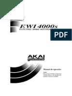 Manual Ewi4000s Pt