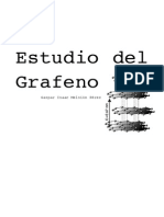Estudio Del Grafeno