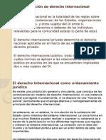 Concepto y Evalución Histórica Del Derecho Internacional
