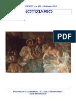 Notiziario 251 - Frati Minori di Lombardia