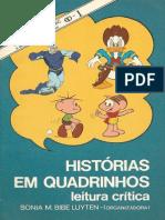 Historias Em Quadrinhos (Leitur - Sonia M. Bibe Luyten (Org)