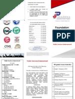 public services brochures