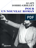 Robbe grillet les gommes analyse