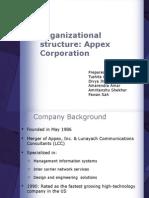 Group 2 - Appex Corporation