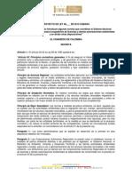 Proyecto de Ley 205 de 2015 CAR
