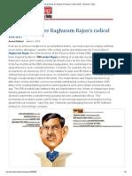 How Practical Are Raghuram Rajan's Radical Ideas_ _ Business Today