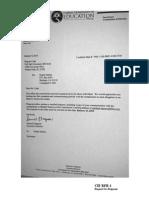 CIE Exec Dir Asks FSO to Respond