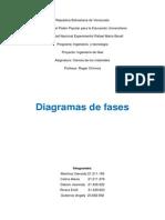 Diagrama de Fases Informe