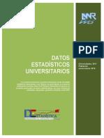 (428641960) ESTADISTICA_UNIVERSITARIAS