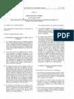 Limitación de La Admisión de Nacionales de Terceros Países Con Fines de Empleo