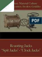 Food Preparation - Roasters, Broilers, Griddles