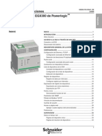 PowerLogic EGX300 User's Guide-ESPAÑOL PDF