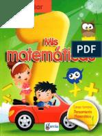 Mis Matematicas 1