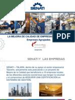 Proyecto de Mejora de La Calidad a Empresas Agrupadas - TALARA