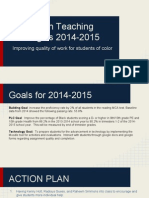 2014-15 plc presentation - 1