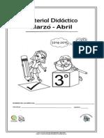 MATERIAL DE APOTO CUARTO BIMESTRE TERCER GRADO PRIMARIA