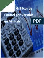 Manual de Gráfico de Control por Variable Minitab