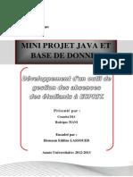miniprojetjvbd-php