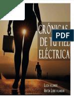 Allande Lucia - Cronicas de Tu Piel Electrica