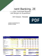 DCF Analysis JB