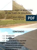 07 Factores de Seguridad