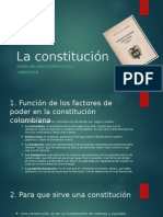 La Constitución