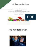 parent presentation ece 497