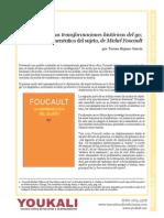 FOULCAULT-SOBRE LAS TRANSFORMACIONES HISTORICAS DEL YO-HERMENEUTICA DEL SUJETO.pdf