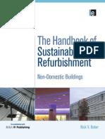 Handbook of Sustainable Refurbishment