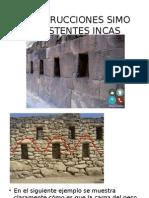 Construcciones Simo Resistentes Incas
