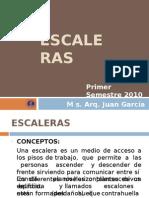 j Hon Escaleras